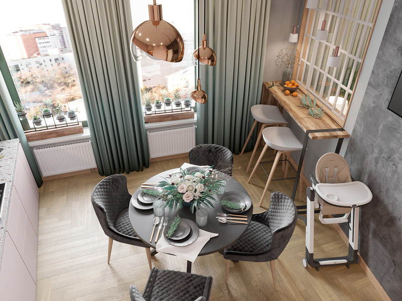 thiết kế căn hộ